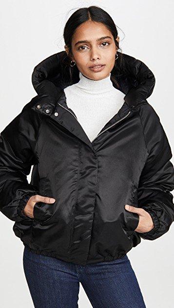 Bora Puffer Jacket