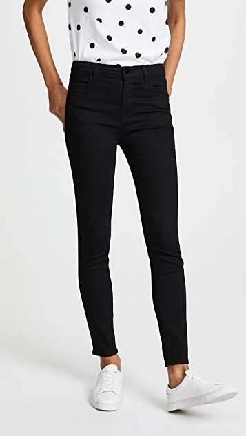 High Rise Alana Jeans
