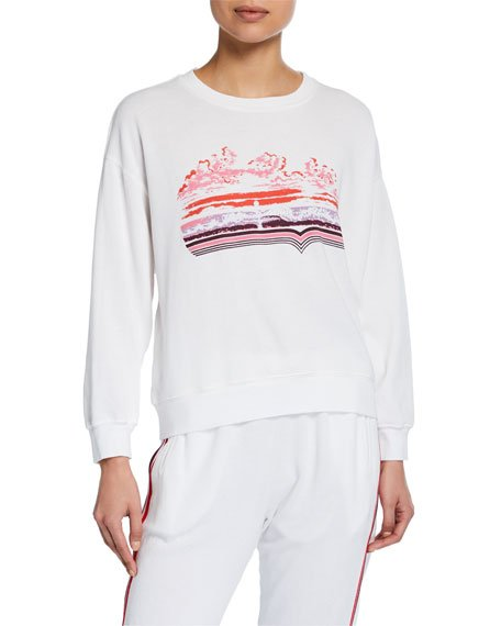 Carly Graphic Sweatshirt
