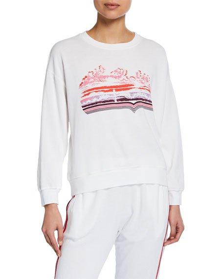 Carly Graphic Sweatshirt