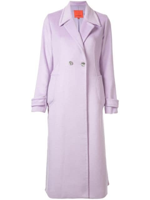 Manning Cartell Classic Single Breasted Coat  - Farfetch