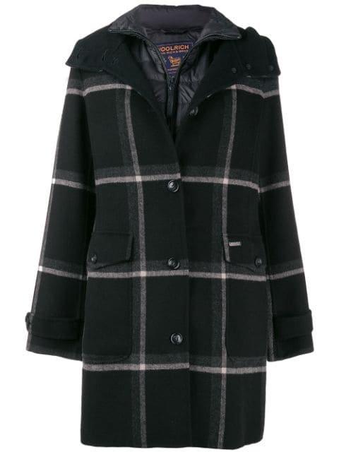 Woolrich two-in-one Raincoat - Farfetch