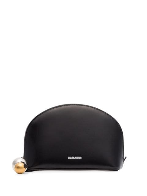 Jil Sander J-Vision Mini Clutch Bag - Farfetch