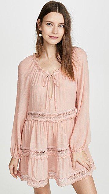Summer Of Love Sofia Dress