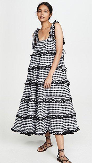 Frill Dress
