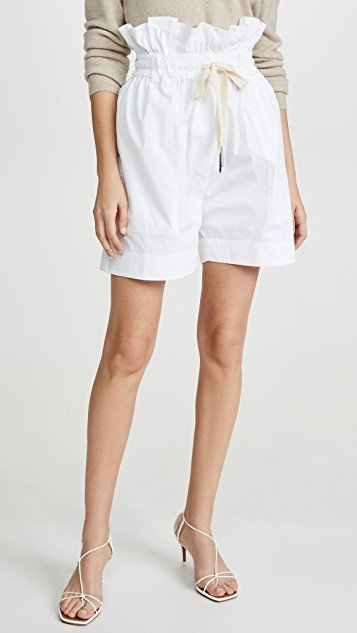 Dwight Paperbag Shorts