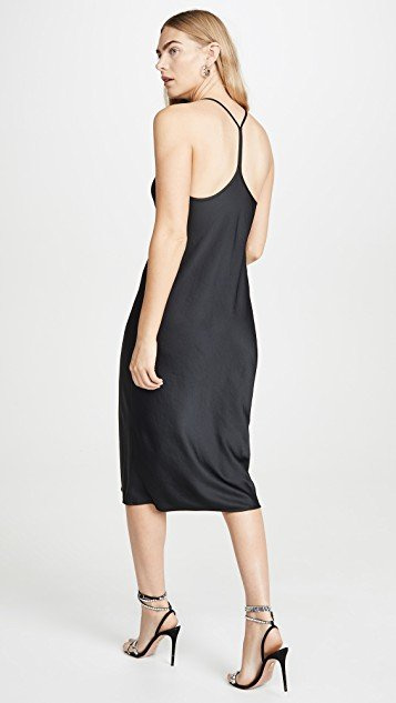 Wash & Go Racerback Dress
