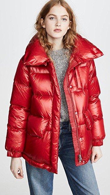 Alquippa Puffy Jacket
