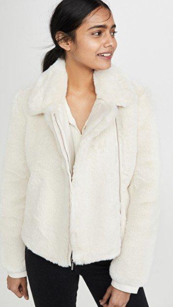Isleen Faux Fur Jacket