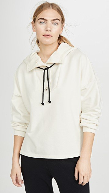 Contral Terry Hoodie