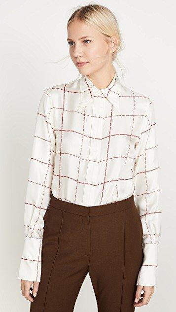 70\'s Collar Shirt