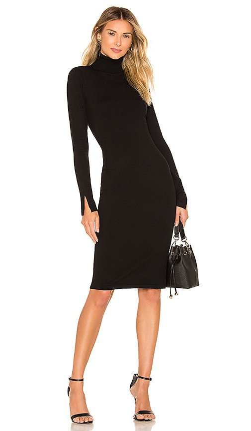 Vik Turtleneck Dress