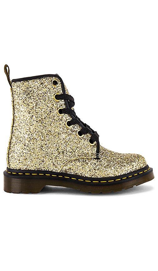 1460 Farrah Glitter Boot