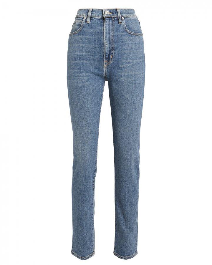 Beatnik Slim High-Rise Jeans