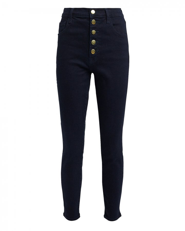 Lillie High-Rise Skinny Jeans