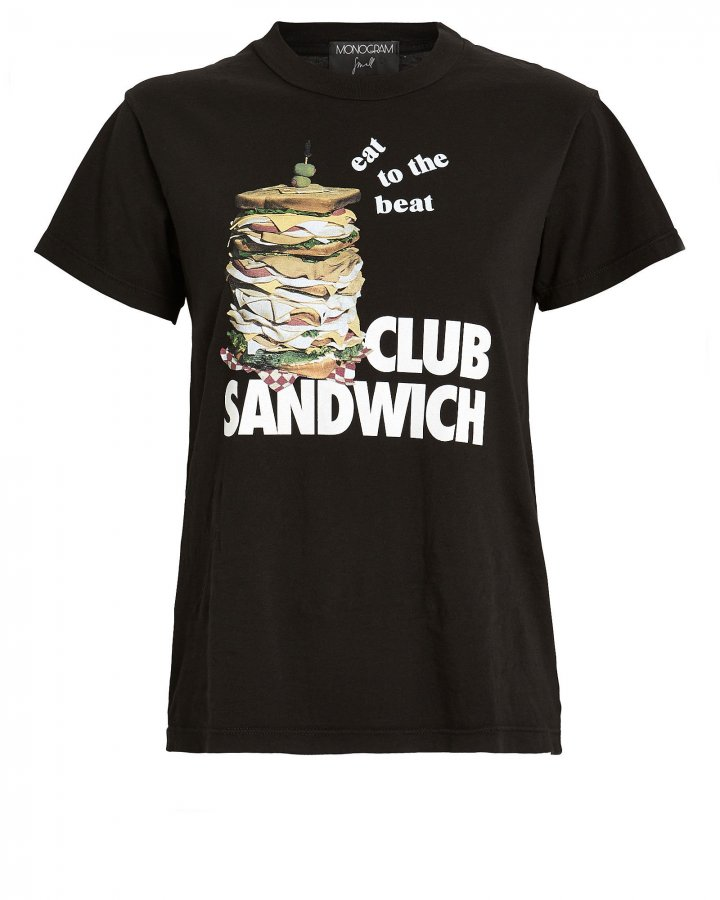 Club Sandwich Graphic T-Shirt