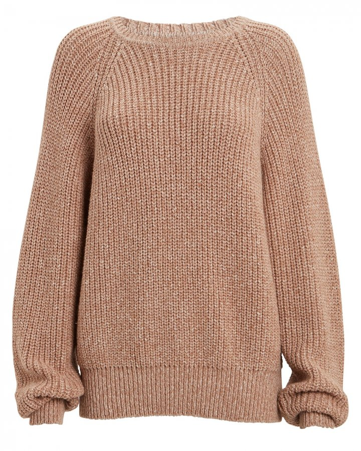 Avery Oversized Alpaca-Blend Sweater