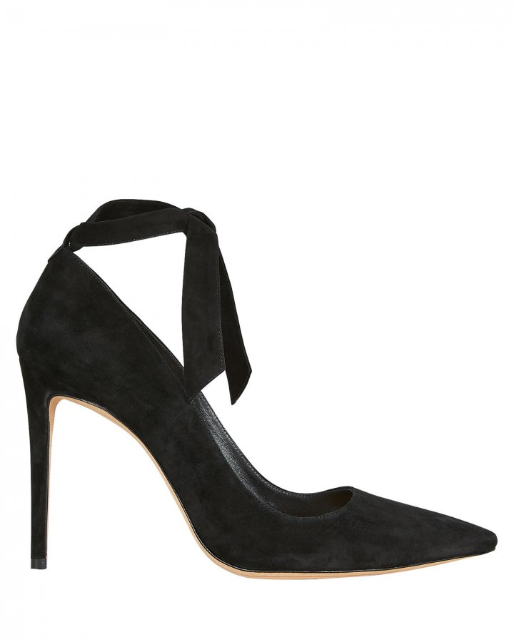 Clarita 100 Suede Pumps