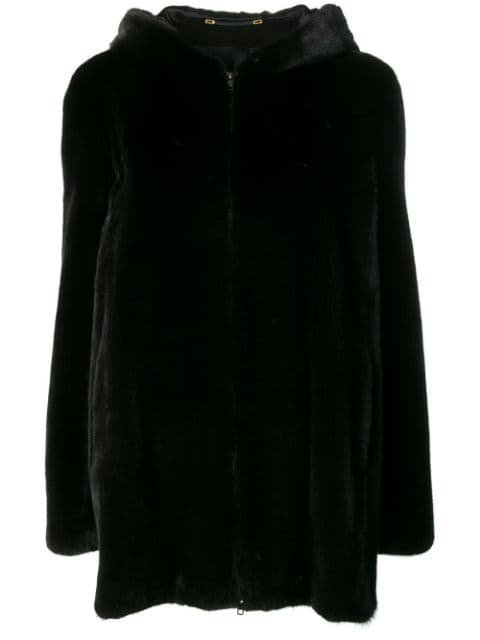Liska Bacio Coat - Farfetch