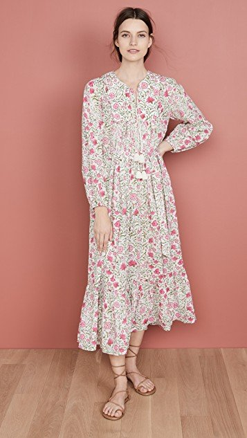 Bettina Long Dress