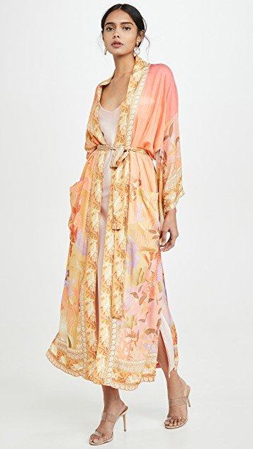 Madison Maxi Robe