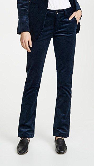 Sloan Velvet Pants