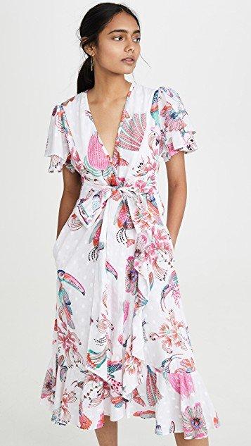 Palak Dress
