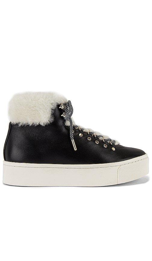 Handan Fur Sneaker