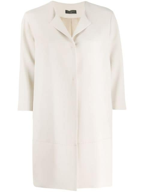 Antonelli single-breasted Coat - Farfetch