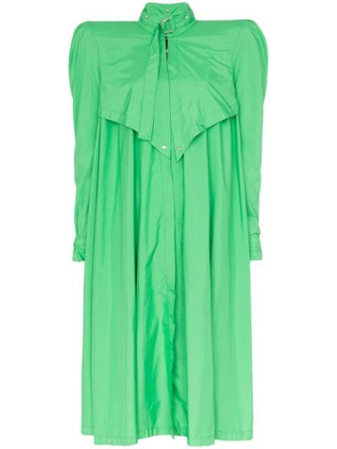 Montana Apple Green Show Robe - Farfetch