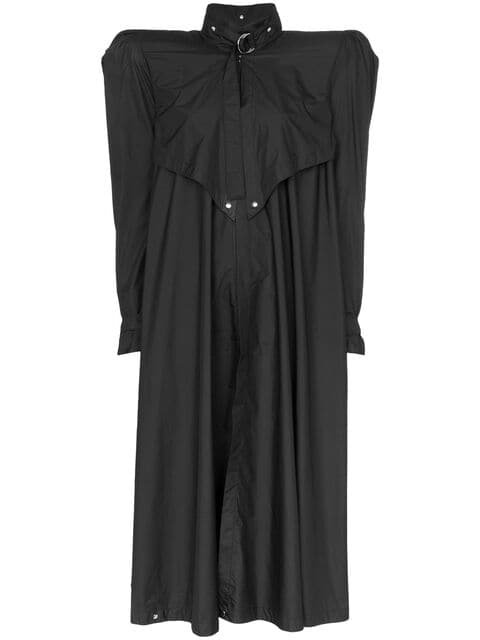 Montana Black Show Robe - Farfetch