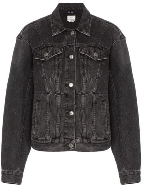 Ksubi x Kendall Jenner Classic Denim Jacket - Farfetch