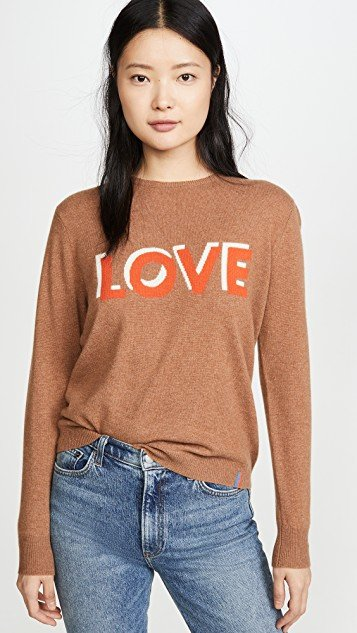 The Love Cashmere Sweater