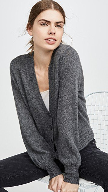 Kendall Cashmere Cardigan
