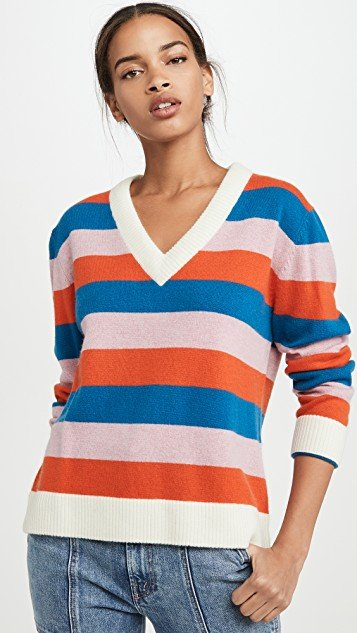 The Deedee Cashmere Sweater