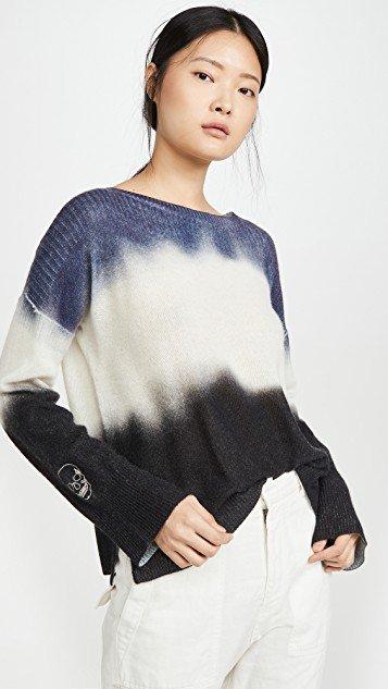 Zane Cashmere Sweater