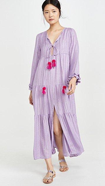 Neo Long Dress