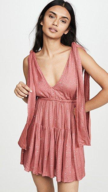 Fanya Short Dress