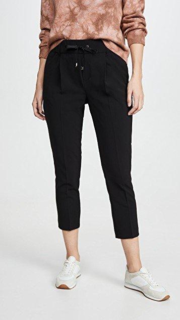 Micro Twill Pull On Pants