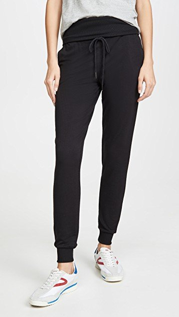 The Folded Band Joggers