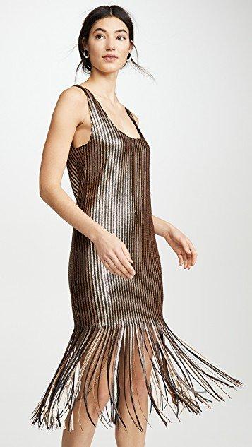 Girl\'s Best Fringe Dress