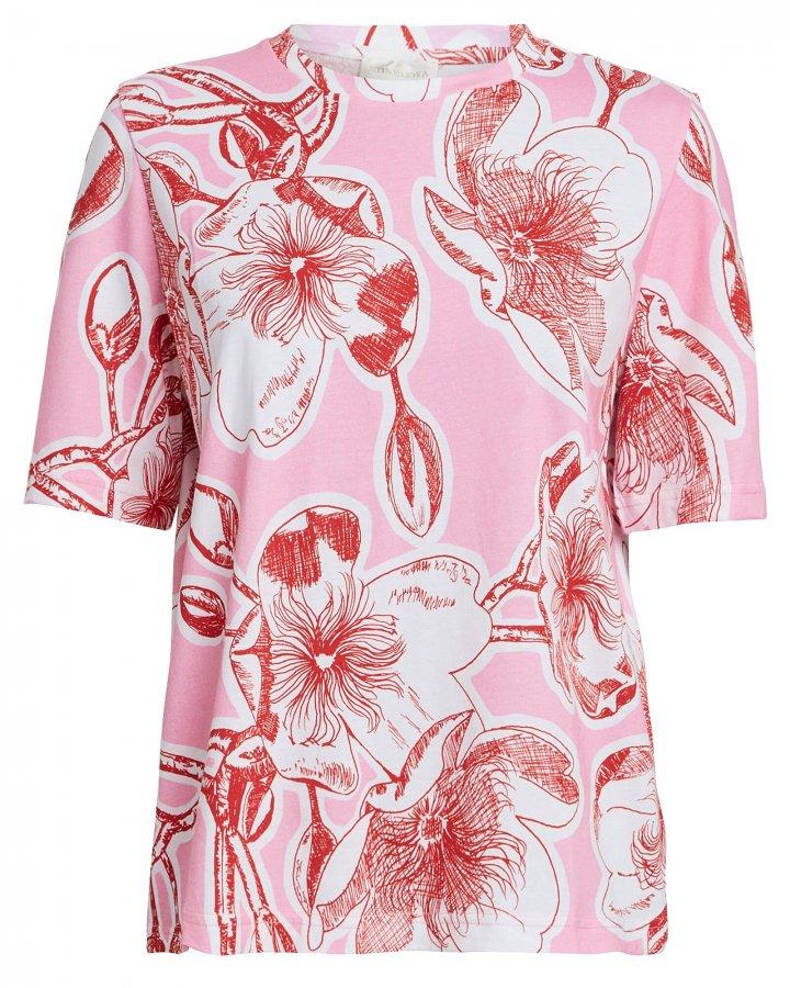 Leonie Floral Cotton T-Shirt