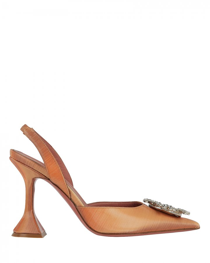Begum Slingback Pumps