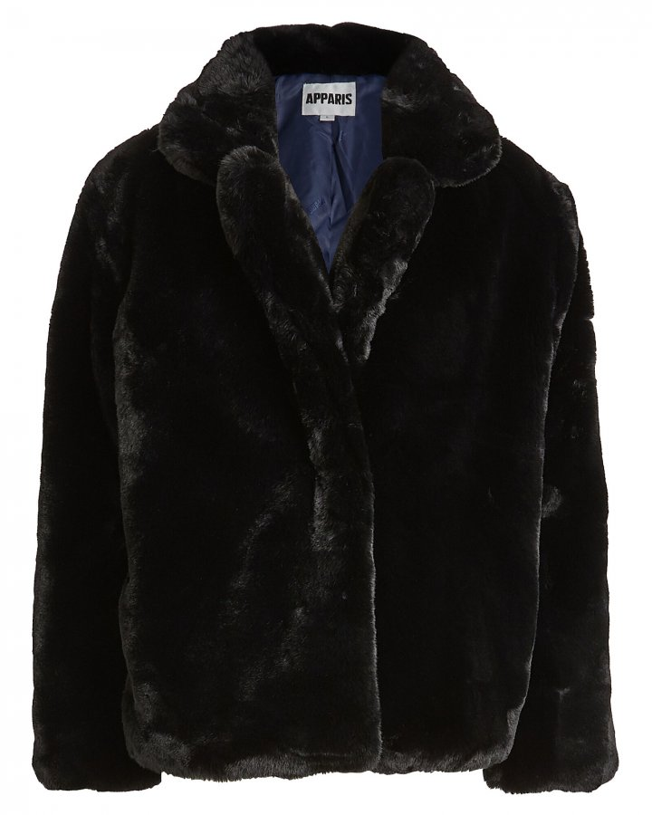 Manon Faux Fur Jacket