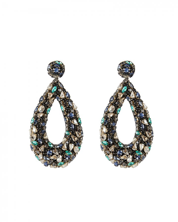 Deepa by Deepa Gurnani Karen Earrings