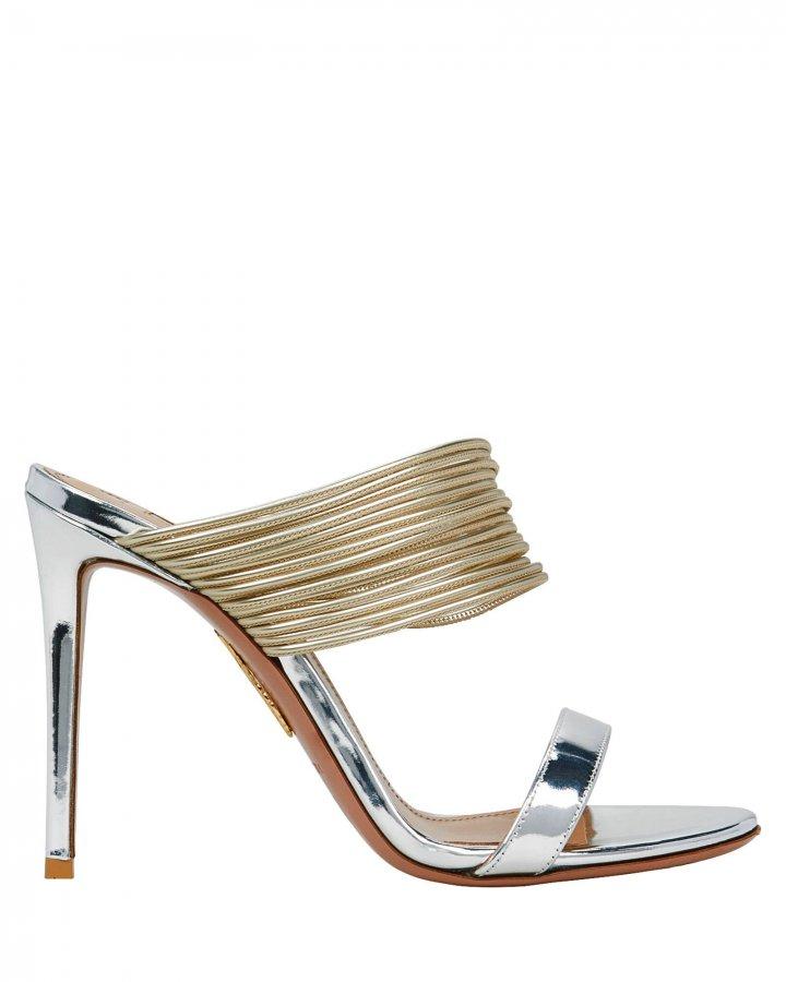 Rendez Vous 105 Metallic Sandal