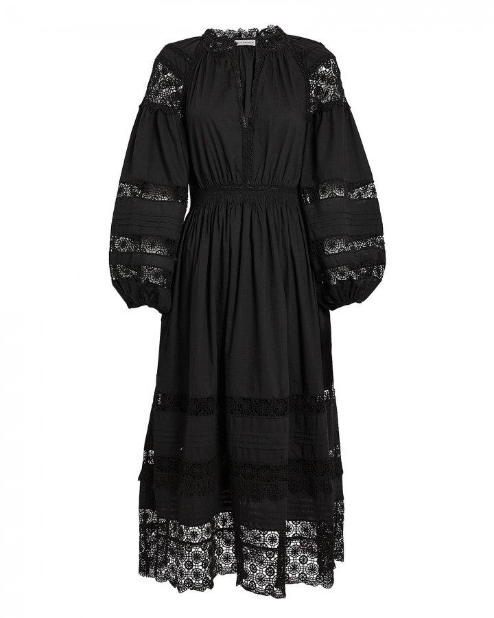 Ophelia Cotton Poplin Dress