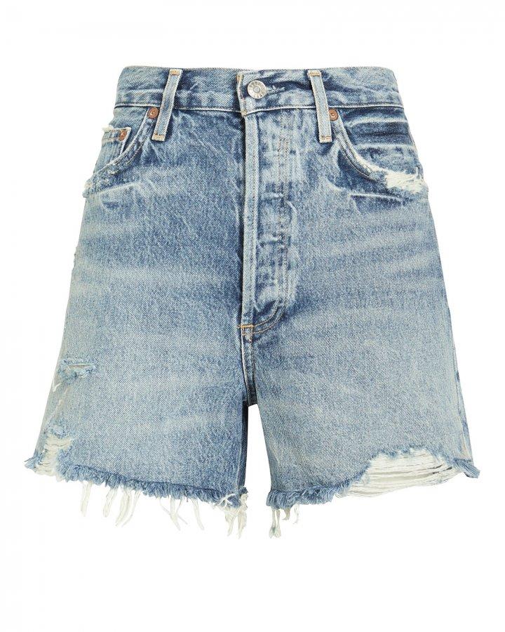 Dee Fray Denim Shorts