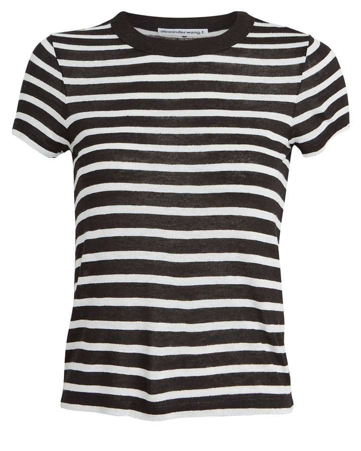 Striped Slub Boy T-Shirt