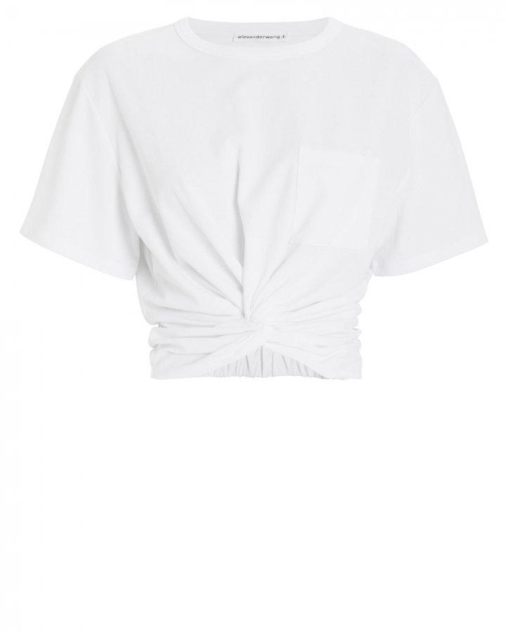 Jersey Twist T-Shirt